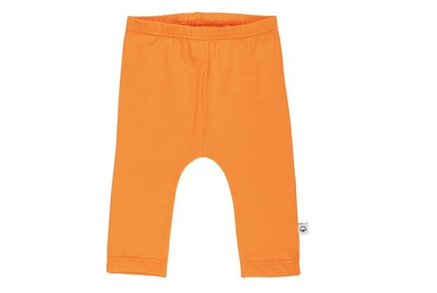 Wooden Buttens  142.004 legging oranje