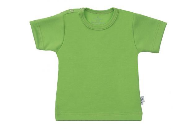 Wooden Buttons t-shirt km kobalt