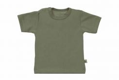 Wooden Buttens t-shirt km army