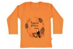 Wooden Buttens  135.011 T-shirt lm
