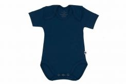 Wooden Buttons rompers k m marine