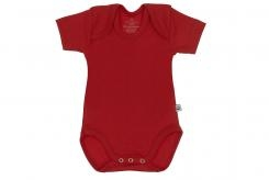 Wooden Buttons rompers k m rood