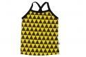 Wooden Buttens 133.001 Topje driehoekjes